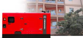 Energía de emergencia HIMOINSA en hoteles de Burkina Faso