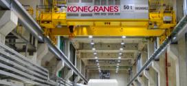 260 grúas y polipastos en la central eléctrica de alta capacidad Mannheim
