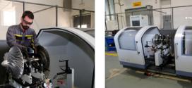Finanzauto se consolida como referencia en la reparación de turbocompresores Napier
