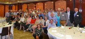 Encuentro anual de veteranos directivos New Holland de posventa y recambios en Madrid