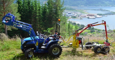 SOLIS 26, un pequeño gran tractor
