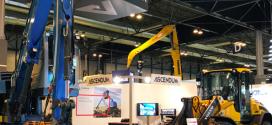 Ascendum España en la Feria Internacional de la Recuperación y el Reciclado SRR