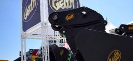Geith expuso en la feria de Hillhead 2018