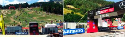 ALCO Grupo en las pistas de Vallnord (Andorra)