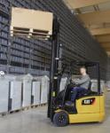 noticias-maquinaria-Cat® Lift Trucks-eléctricas