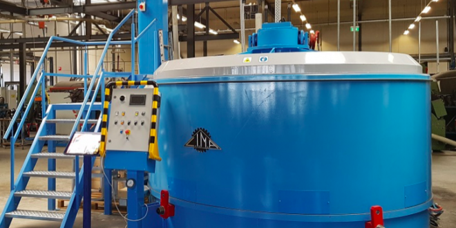 Magna Tyres Group amplía la producción de neumáticos OTR en la planta de Hardenberg (Holanda)