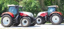 Los tractores STEYR ahora están disponibles en Letonia