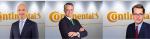Christian Kötz, responsable de la unidad de negocio de Neumáticos para Vehículos Comerciales, Philipp von Hirschheydt, director de Neumáticos de Reemplazo para Turismos y Vehículos Comerciales Ligeros para EMEA y Ferdinand Hoyos, responsable de Neumáticos de Reemplazo para Turismos y Vehículos Comerciales para APAC.
