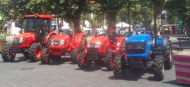 Agrícola Bidasoa participa con Solis y Kioti en la Euskal Jira 2018