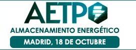 VI Jornada Técnica de Almacenamiento energético: tecnologías y proyectos (AETP)