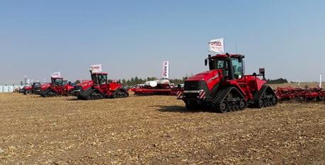 Case IH expone sembradora Early Riser® de la serie 2000 en Sudáfrica