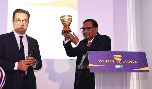 BKT nuevo patrocinador principal de La Coupe De La Ligue