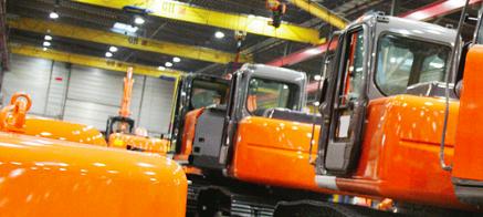 Hitachi Construction Machinery ingresa en el negocio de alquiler en Norteamérica