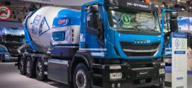 IVECO marca un hito en IAA 2018 con un stand 100% libre de diesel