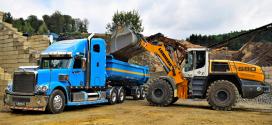 Günter Jung GmbH confía en la cargadora de ruedas Liebherr L 580 XPower®
