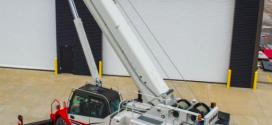 Link-Belt presenta su nueva grúa todo terreno Full 100RT