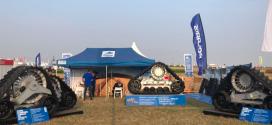 Camso destaca su CTS High Speed para cosechadoras en Innov-Agri 2018