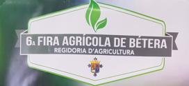 Catron Internacional estará Presente en la 6ª Feria Agrícola de Bétera