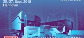 Fassi en la feria de transporte IAA 2018