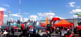 Agrícola Antón, nuevo concesionario Kubota en Salamaq 2018