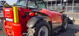 DEUTZ incorpora prototipos de motores eléctricos en equipos Manitou