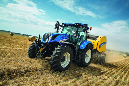 New Holland exhibirá sus ultimas novedades en Tillage Live 2018