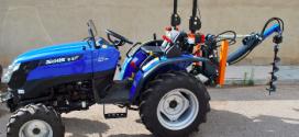 SOLIS 26, el tractor ideal para la trufa