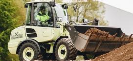 VOLVO CE presenta el concepto eléctrico de la cargadora de ruedas compacta