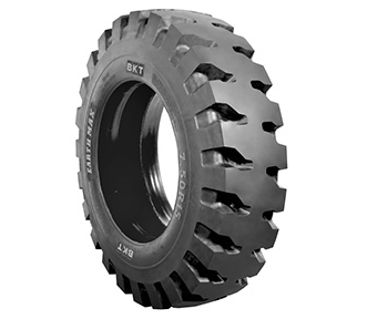 El neumático Earthmax SR 57 de BKT