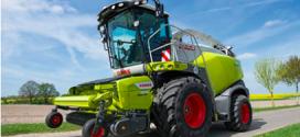 Nueva cosechadora de forraje JAGUAR 880 de CLAAS