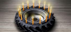 Continental celebra 90 años desde el lanzamiento de su primer neumático agrícola