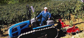 Debut  de los nuevos tractores de oruga Landini