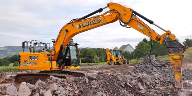 Más de 250 modelos JCB en un acuerdo por un valor superior a £ 13 millones