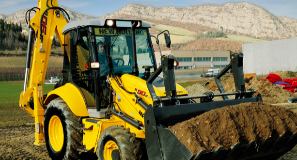 New Holland Construction gana terreno en Argentina