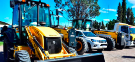 New Holland Construction afianza su presencia en la Patagonia