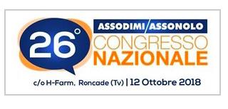 Oil & Steel patrocinador oficial del 26º Congreso Nacional Assodimi / Assonolo 2018