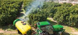 John Deere extiende la asociación global con Pulverizadores FEDE a Italia