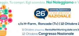 ASEAMAC aporta su visión sobre el sector del alquiler en el 26º Congresso Nazionale