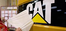 CATERPILLAR nombrada  mejor marca global por Interbrand