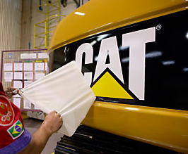 CATERPILLAR nombrada  mejor marca global por Interbrand