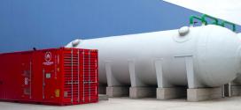 HIMOINSA suministra grupos electrógenos en una planta desalinizadora