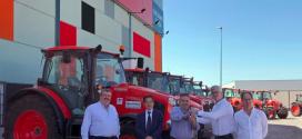 Cam rental incorpora a su parque de alquiler 20 tractores Kubota