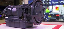 Allison Transmission anuncia el lanzamiento mundial de una caja de cambios de 9 velocidades