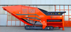 Mycsa entrega  un triturador VZ950 TITAN a ALFAMETAL