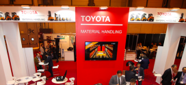 Toyota Material Handling España, en la feria profesional Logistics & Distribution 2018