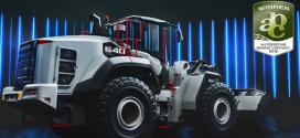 HIDROMEK gana un premio con la cargadora de ruedas HMK 640 WL