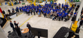 Camso celebra la expansión de sus instalaciones de fabricación de Peosta