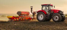 Case IH amplía su gama de tractores de potencia media con un nuevo modelo de 6 cilindros