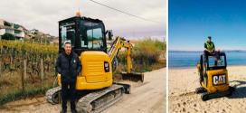 Excavaciones Jorge González: referente de calidad en Ribadavia