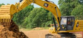 Excavadoras de nueva generación de 30 tn  de Caterpillar 330 y 330 GC